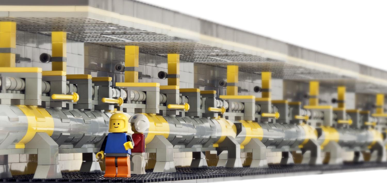 Lego Linac photo 1